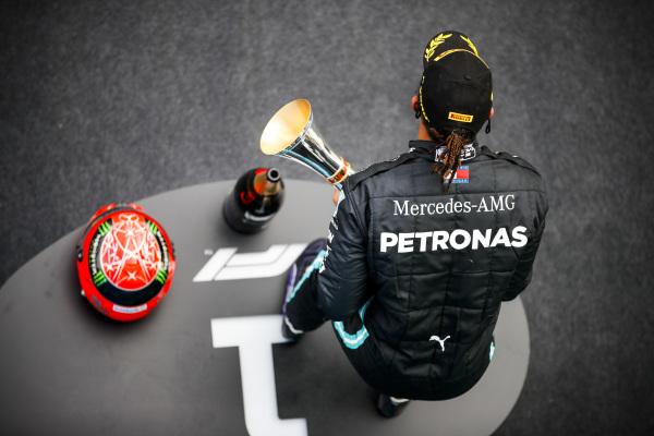Lewis Hamilton holds many F1 records