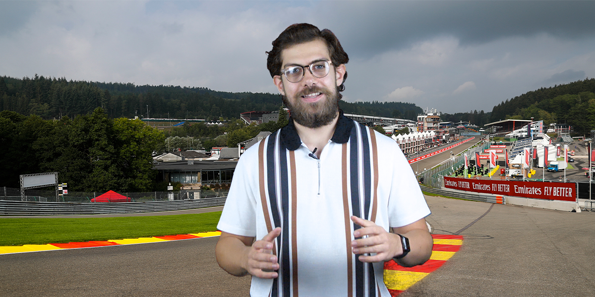 5 Reasons to go to the Belgian Grand Prix