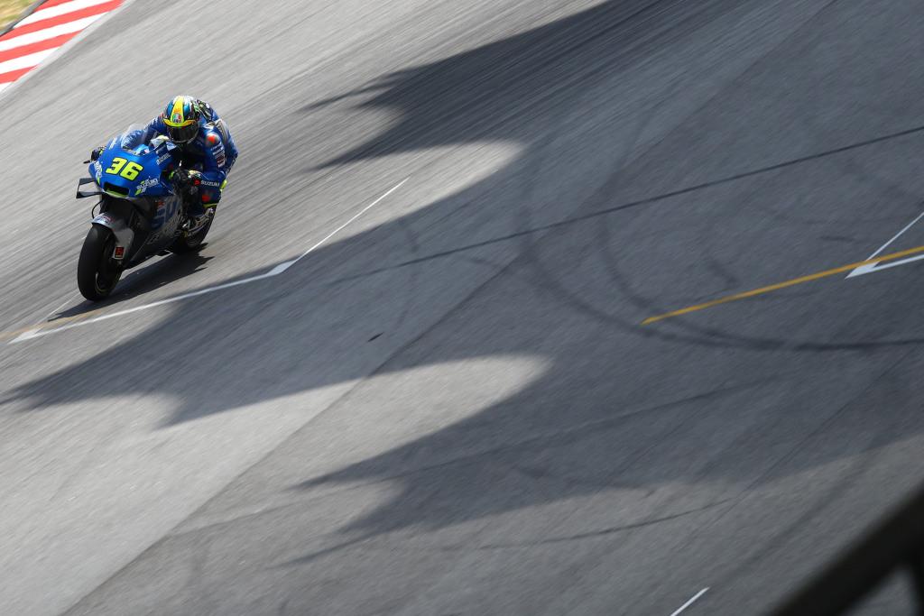 MotoGP rider Joan Mir