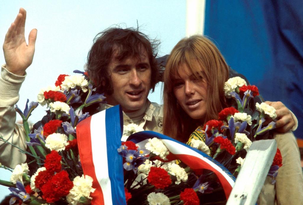 Race Against Dementia founder Sir Jackie Stewart and wife Lady Helen