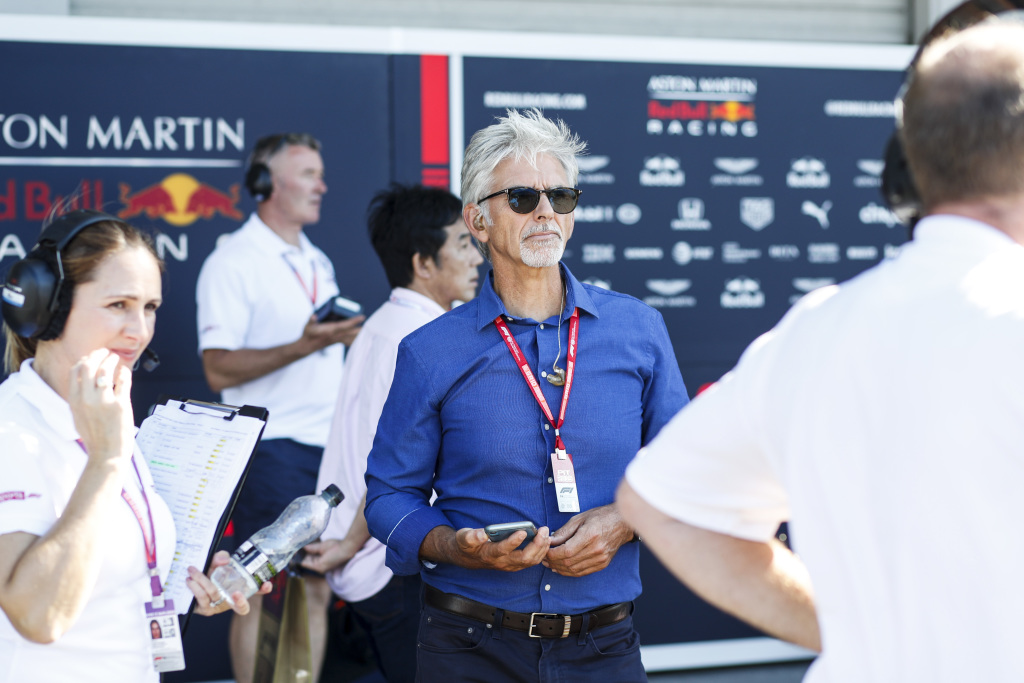 Formula 1 World Champion Damon Hill