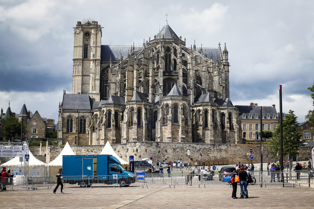 Cathedral of Saint Julian at Le Mans