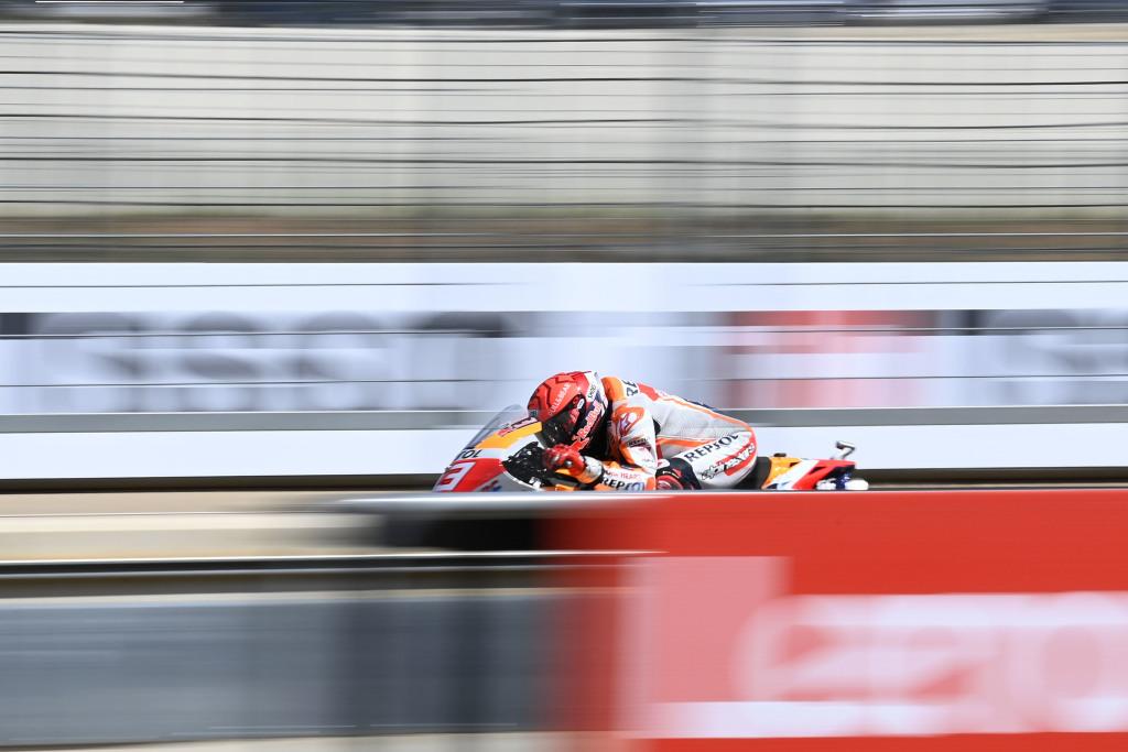 MotoGP rider Marc Marquez